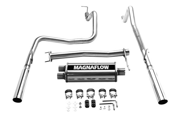 Magnaflow 15847 |  Exhaust System for 2004 GM Colorado / Canyon EC-CC Dua