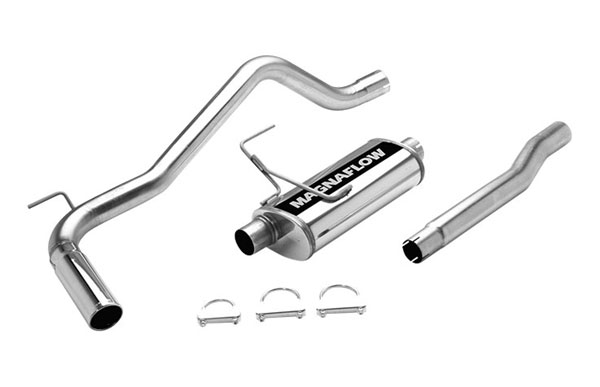 Magnaflow (15848)  Exhaust System for NISSAN TRUCK TITAN 2004-2006