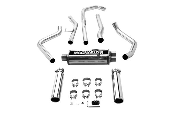 Magnaflow 15849 |  Exhaust System for NISSAN TRUCK TITAN 2004-2006