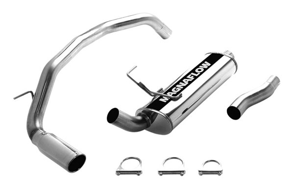 Magnaflow 15850:  Exhaust System for INFINITI TRUCK QX56 2004-2007