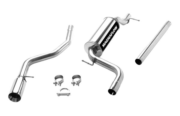 Magnaflow 15864 |  Exhaust System for FORD FOCUS LX 2004-2006