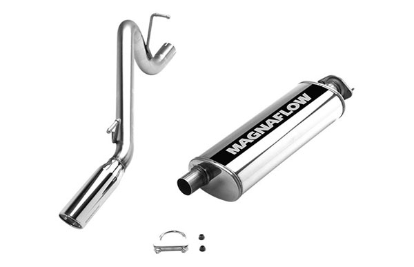 Magnaflow 15870 |  Exhaust System for JEEP TRUCK LIBERTY LIMITED; 2004-2006