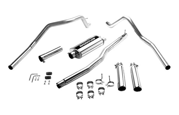 2008 dodge caliber exhaust system