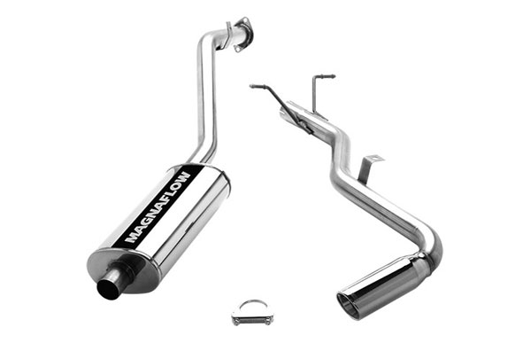 Magnaflow (15880)  Exhaust System for NISSAN TRUCK FRONTIER 2002-2004