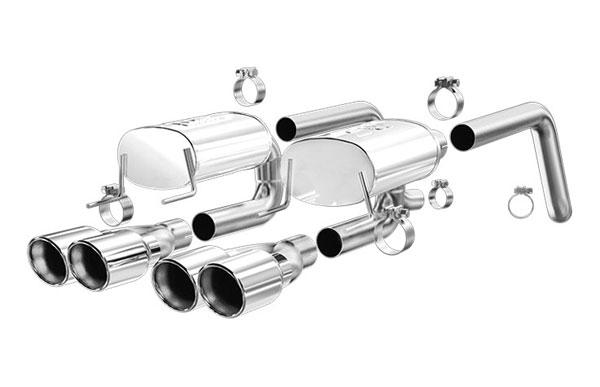 Magnaflow 15886    Exhaust System for CORVETTE; 2005-2007