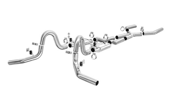 Magnaflow 15898 |  Exhaust System for BUICK GS 350; 1968-1973