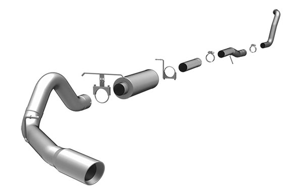 Magnaflow 15972 |  Exhaust System for FORD 6.0L EXCURSION POWERSTROKE DIESEL; 2003-2005