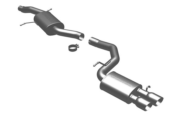 Magnaflow 16476 |  Exhaust System for 2010 Audi A5 2.0L Touring