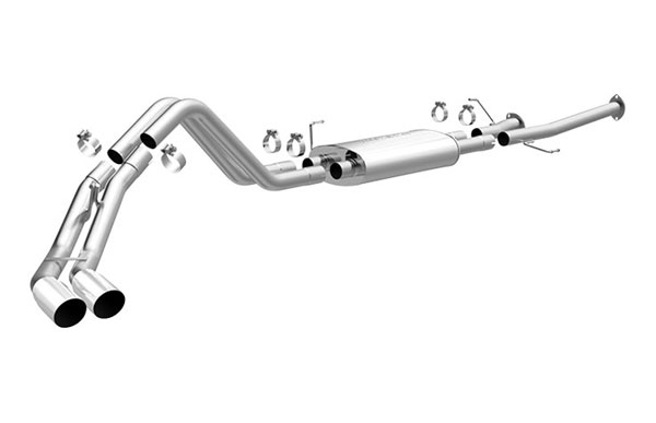 Magnaflow 16486 |  Exhaust System for 8/08-09 Toyota Tundra 5.7 EC-CC/SB; 2008-2009