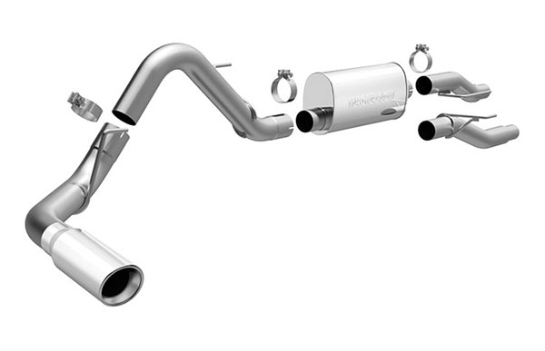 Magnaflow 16518 |  Exhaust System for F-150 EC-CC/SB single; 2009-2009