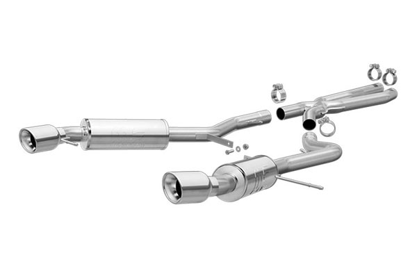 Magnaflow 16540 |  Exhaust System for BMW 335i / ix 3.0L; 2007-2008