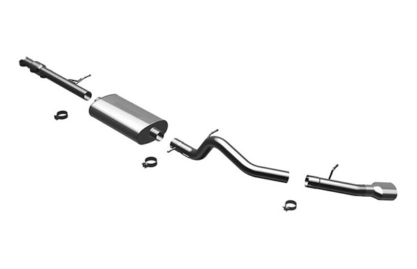 Magnaflow 16562 |  Exhaust System for Avalanche 1500 5.3L Single Side Exit; 2009-2009