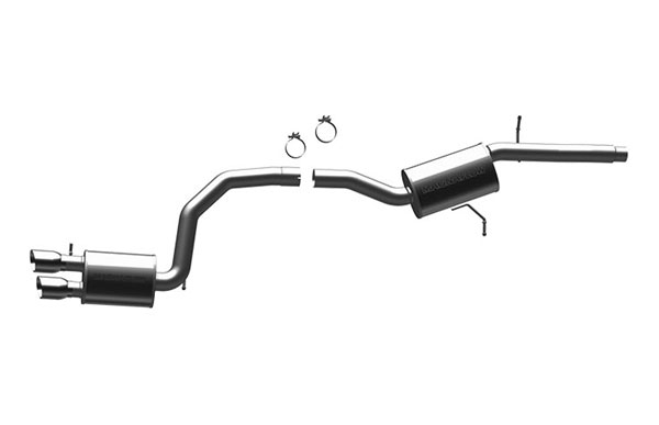 Magnaflow 16587 |  Exhaust System for Audi A4 2.0T FWD; 2009-2009
