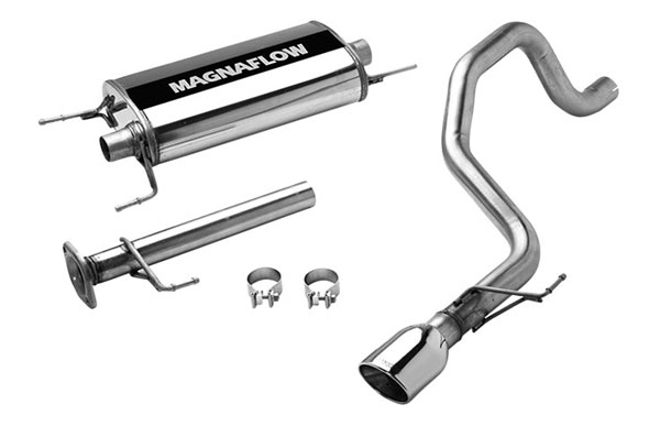 Magnaflow 16649 |  Exhaust System for TOYOTA FJ CRUISER; 2007-2007