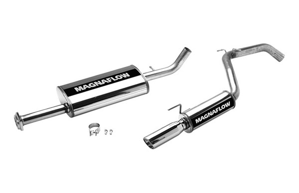 Magnaflow 16665 |  Exhaust System for JEEP TRUCK COMMANDER LIMITED 2006-2007