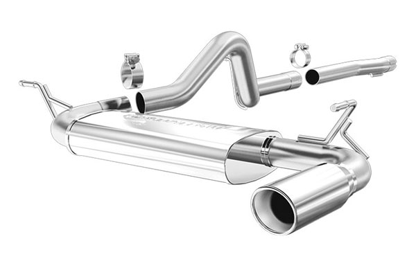 Magnaflow (16666)  Exhaust System for JEEP TRUCK WRANGLER RUBICON 2007