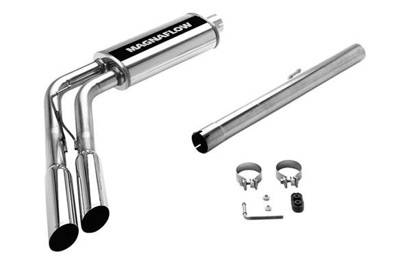 Magnaflow 16701    Exhaust System for DODGE Ram 1500 TRUCK LARAMIE; 2006-2007