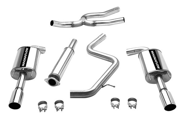 Magnaflow 16708:  Exhaust System for IMPALA LS 2006-2007