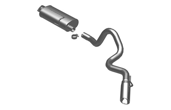 Magnaflow 16711 |  Exhaust System for LR Defender V8; 1990-1997