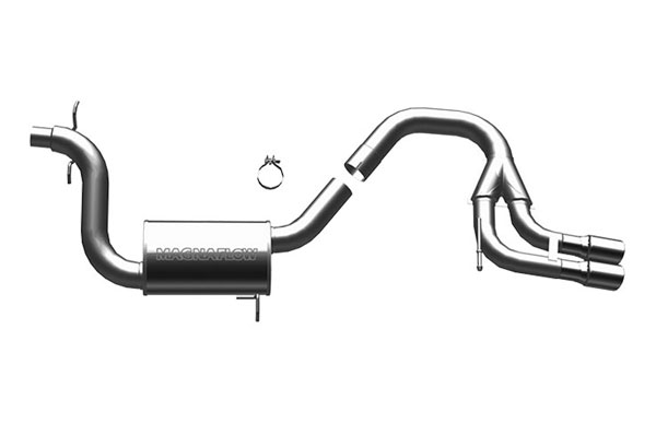 Magnaflow 16716 |  Exhaust System for 2006-08 Audi A3 2.0L turbo