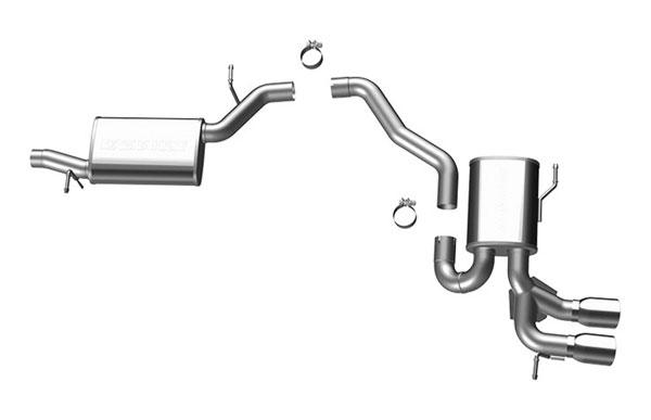 Magnaflow 16717 |  Exhaust System for Audi A3 Quattro 3.2L; 2006-2008