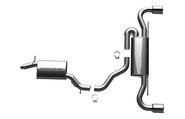 Magnaflow 16719 |  Exhaust System for 2008 Audi TT Quattro 3.2L