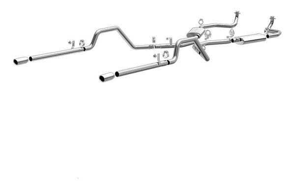 Magnaflow 16724 |  Exhaust System for C / B 59-64 Bel Air / Biscayne / Impala