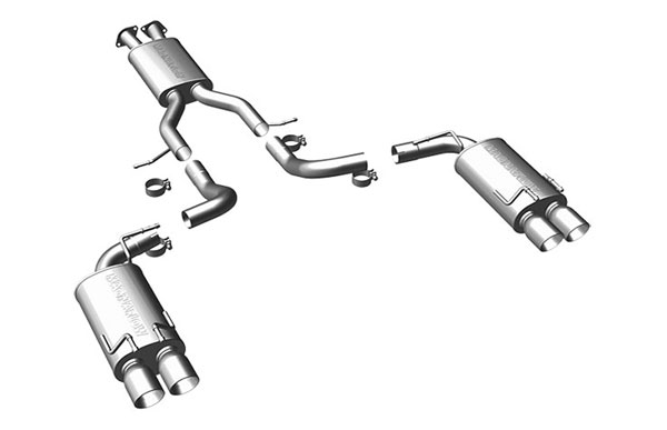 Magnaflow 16766 |  Exhaust System for Nissan 300z x 3.0L non-turbo; 1990-1995