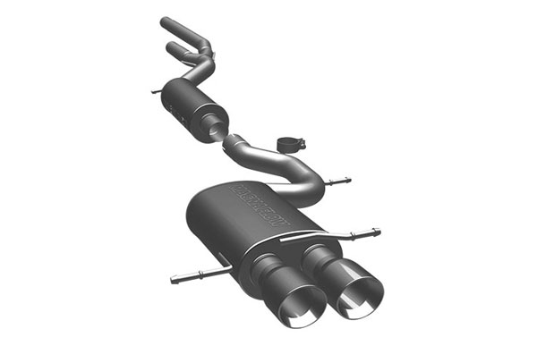 Magnaflow 16769:  Exhaust System for Audi S4 2.7L Wagon