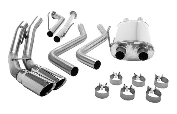Magnaflow 16782 |  Exhaust System for Toyota Tundra 5.7L duals; 2007-2007