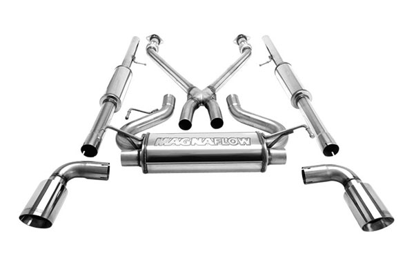 Magnaflow (16820)  Exhaust System for 2008 Infiniti G37 3.7L V6