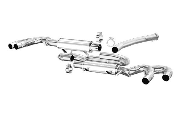 Magnaflow 16916 |  Exhaust System for Nissan GT-R; 2009-2009