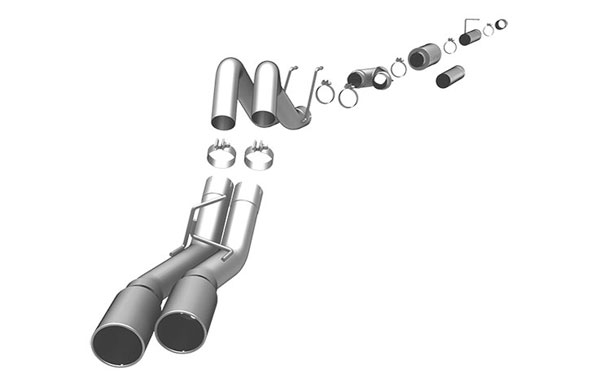 Magnaflow 16987 |  Exhaust System for 2008 Ford F-Series 6.4L duals