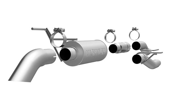 Magnaflow 17107 |  Exhaust System for F-150 CC/EC 4.6/5.4; 2004-2010