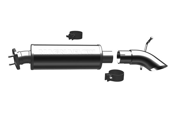 Magnaflow 17122 |  Exhaust System for Jeep Wrangler 4/6 cyl; 2000-2006