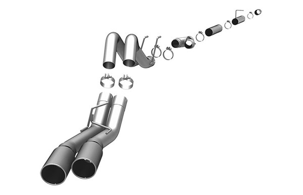 Magnaflow 17988 |  Exhaust System for Ford F-Series 6.4L duals; 2008-2008