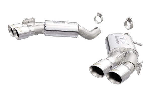 Magnaflow (19336)  Camaro 6.2L Axle-Back Exhaust Competition Series