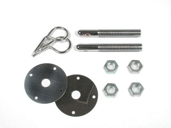 LMPerformance MG1216: Hood Pin Kit - 7/16 Safety Pins