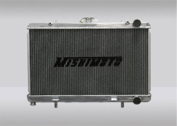 Mishimoto MMRAD-240-89KA |  Nissan 240sx w/ KA Manual Transmission Aluminum Radiator; 1989-1994