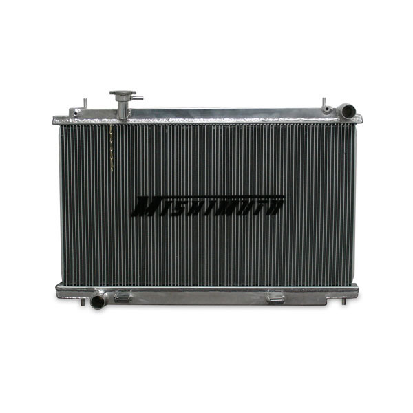 Mishimoto MMRAD-350Z-03    Nissan 350Z Manual Transmission Aluminum Radiator; 2003-2006