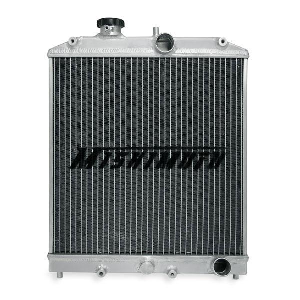 Mishimoto MMRAD-CIV-92 |  92-00 Honda Civic Manual, 93-97 Del Sol Manual Aluminum Radiator