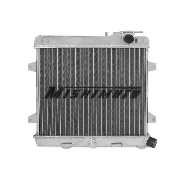 Mishimoto MMRAD-E30-82 |  Bmw M3 E30 Manual Transmission Aluminum Radiator; 1987-1991