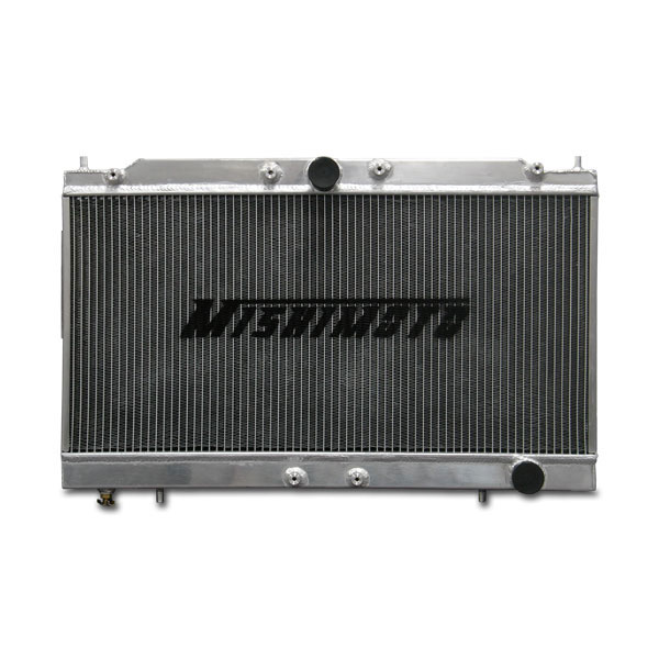 Mishimoto MMRAD-ECL-95T:  95-99 Mitsubishi Eclipse Turbo Manual Transmission Aluminum Radiator