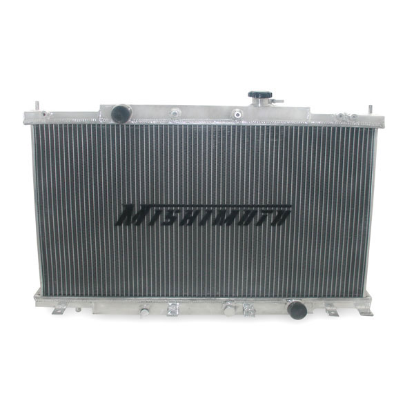 Mishimoto MMRAD-ELE-03:  2003-06 Honda Element Manual Transmission Aluminum Radiator