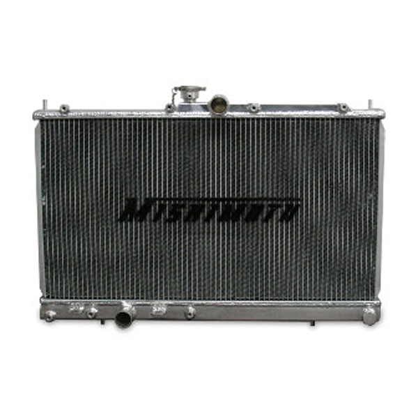 Mishimoto MMRAD-EVO-01:  01-07 Mitsubishi Lancer Evolution Manual Transmission Aluminum Radiator