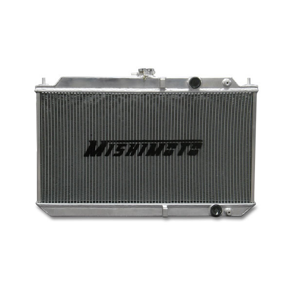 Mishimoto MMRAD-INT-90 |  Acura Integra Manual Transmission Aluminum Radiator; 1990-1993