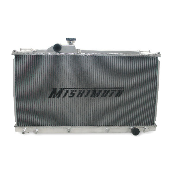 Mishimoto MMRAD-IS300-01:  01-05 Lexus IS300 Manual Transmission Aluminum Radiator