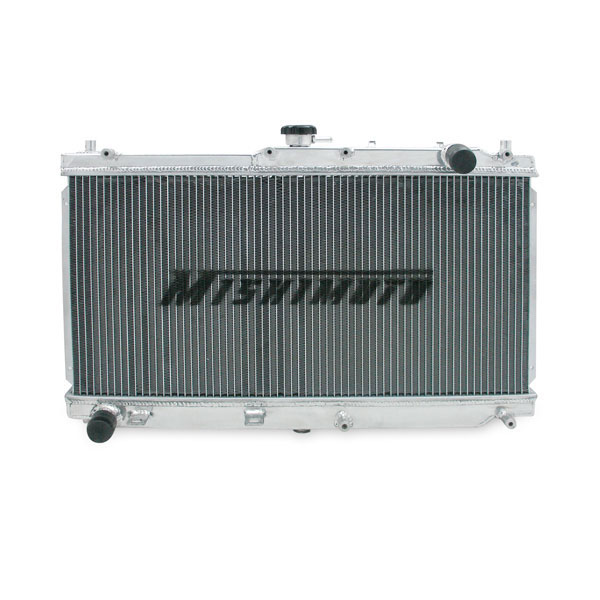 Mishimoto MMRAD-MIA-99 | Mazda Miata Manual Transmission Aluminum Radiator; 1999-2005