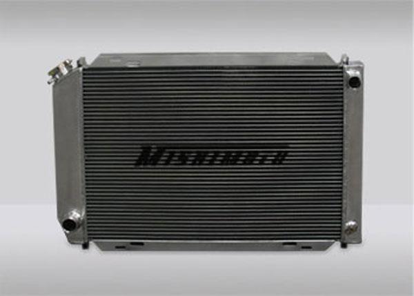 Mishimoto MMRAD-MUS-79   Ford Mustang Manual Transmission Aluminum Radiator; 1979-1993