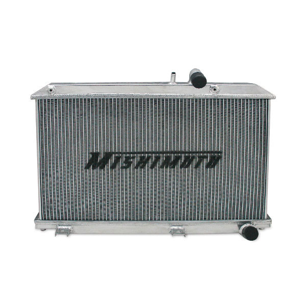 Mishimoto MMRAD-RX8-04   Mazda RX8 Manual Transmission Aluminum Radiator; 2004-2008